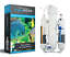 AQUARO-50-100gpd-3-STAGE-COMPACT-RO-REVERSE-OSMOSIS-UNIT-WITH-ALL-ACCESSORIES thumbnail 1