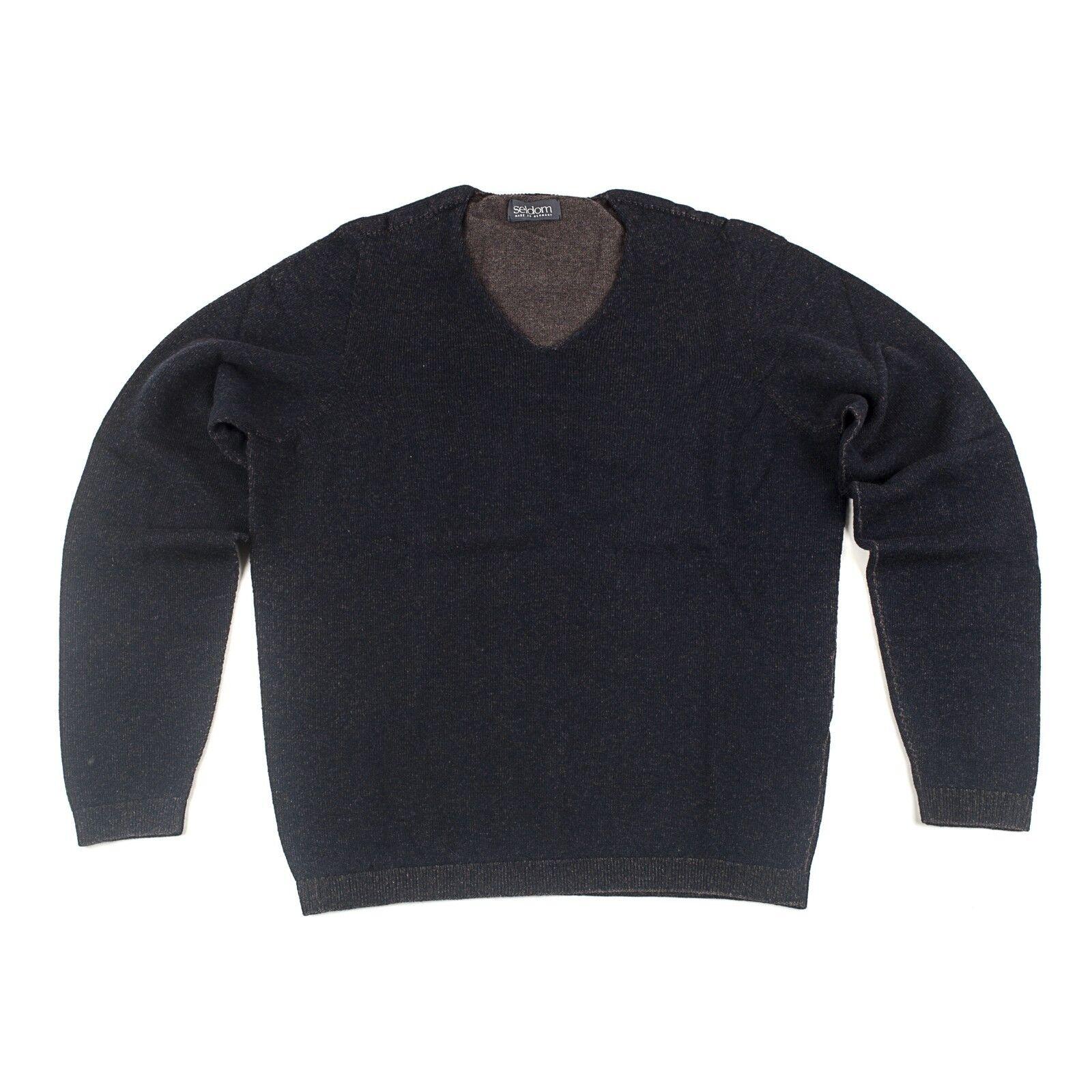 SELDOM V-Pullover Made in Germany