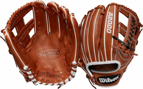 """Wilson 2020 A2000 1785 11.75/"""" Baseball Glove RHT"""