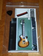 Gibson Les Paul Less Plus Case Candy Manual Warranty Wrench Cloth Guitar Parts +