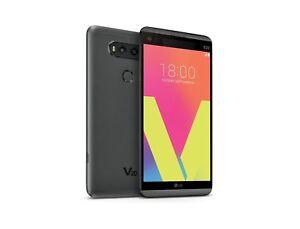 LG-V20-64GB-Titan-black-T-Mobile-Verizon-Sprint-AT-amp-T-Smartphone-A