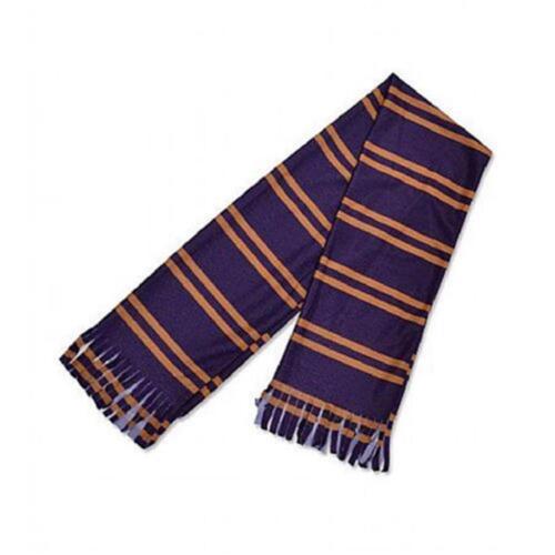 Striped School Boy Harry Potter Scarf Fun Fancy Dress Brand New