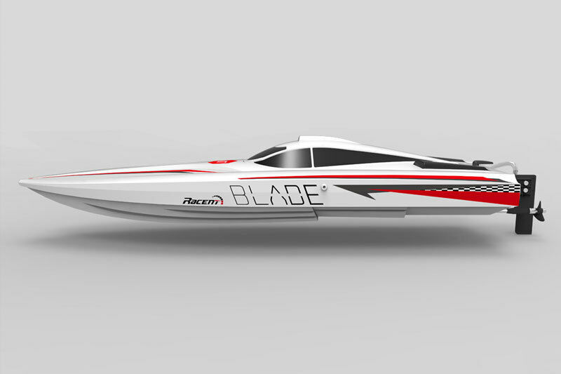 Volantex Blade Electric Speed Boat 665mm RTR - Fast and Furious
