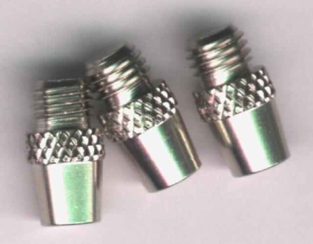 1.5in 2ba White Dimplex Dart Shafts 3 per order