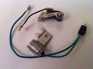 VW-Bosch-009-Distributor-points-amp-condenser-set