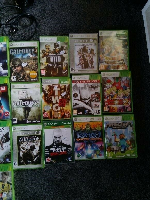 Xbox 360 Slim, Slim e 250gb, God