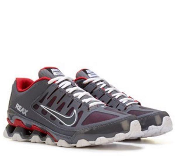 NIB Training Men's Nike Reax 8 TR Mesh Running Cross Training NIB Shoes Sneakers ChRed 621716 4d77ba