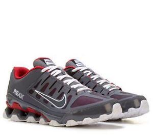 3fc19ebcdf21 NIB Men s Nike Reax 8 TR Mesh Running Cross Training Shoes Sneakers ...