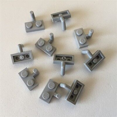 Lego 4 pieces light grey set 8561 8573 8562 8575//4 old light gray arm 1 x 7