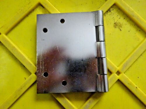 """HEAVY HINGE D00R CABINET HINGE 4.5X4.5/""""H CLOSED SS 7.25 X 4.5/"""" OPEN"""
