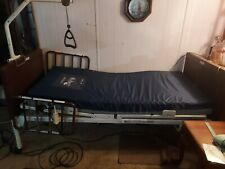Invacare Electric Hospital Bed Set With Mattress And Rails G50 Slightly Used