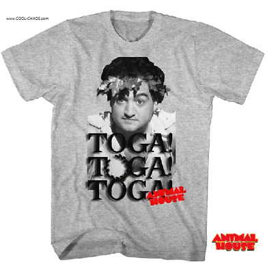 1970s film All Sizes//Colors Animal House Toga T-shirt