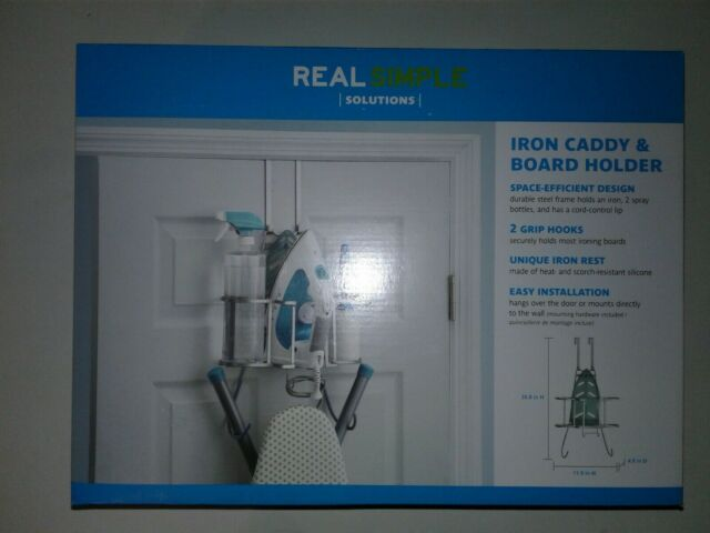 Real Simple Iron Caddy /& Board Holder