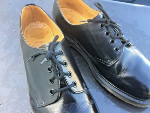 Dr 1462 Uk England Shoes 5 Leather 10 45 Eu Martens In 5 Black Made qaUxrRa5