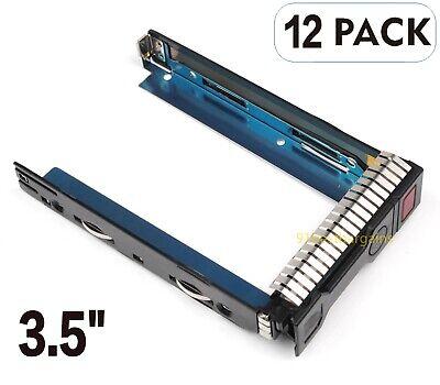 "3.5/"" HP DL385p WS460c DL320E 651320-001 G8 Gen8 SAS SATA Tray Caddy 651314-001"