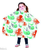 Betty Dain 271-aa Anchors Away Kids Shampoo Cape Self Grip Closure 36x36