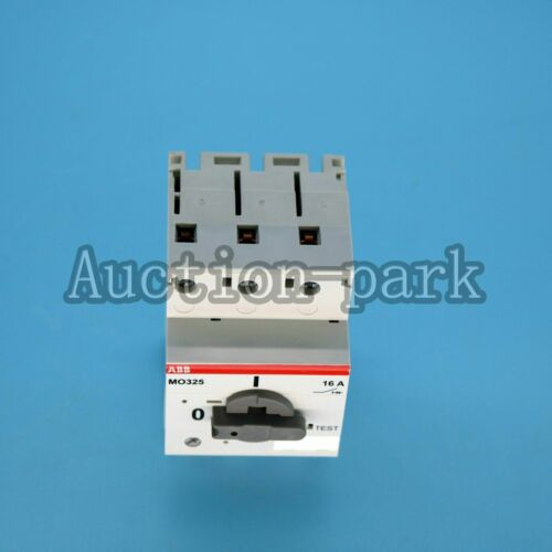1PC NEW ABB Motor Protection Circuit Breaker MO325-16A FREE SHIPPING