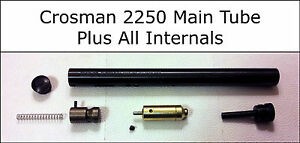 Crosman-2250-Main-CO2-Tube-Valve-Hammer-All-Internals-Parts-Rebuild