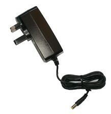 REPLACEMENT POWER SUPPLY FOR THE YAMAHA PSR-550 KEYBOARD ADAPTER UK 12V
