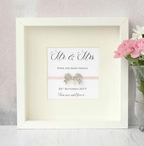 Image Is Loading Personalised Handmade Wedding Frame Gift