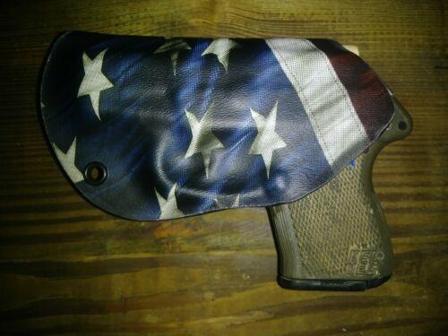 2nd Ammendment Sig Sauer P238 Custom Kydex Holster American Flag