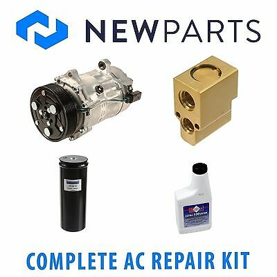 New A//C Compressor Kit With Clutch AC for 01-05 Passat 2.8L