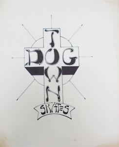 Dogtown Skates Logo