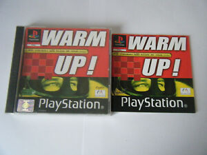 Warm-Up-Sony-Playstation-PS1-Complet-Occasion
