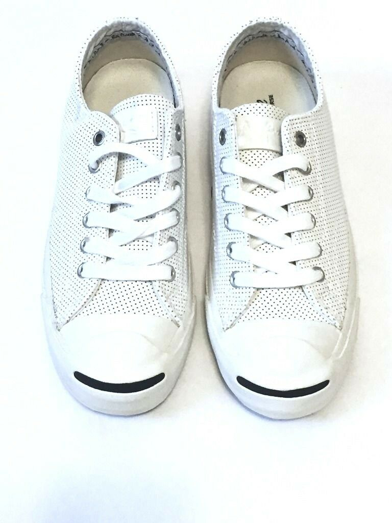 Converse Leather Leather Leather Jack Purcell JP LTT Turf OX Uomo US 5.5 Wmn 7 2c36b2