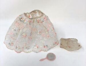 Vintage-Barbie-Floral-Petticoat-1959-1963-incomplete-921-Mattel