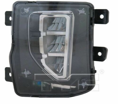 TYC NSF Left Side LED Fog Light Asy for Chevrolet Silverado 1500 2016-2018 Model