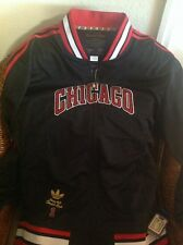 NBA Chicago Bulls Adidas Legendary New Jacket Derrick Rose #1 Size M Mens