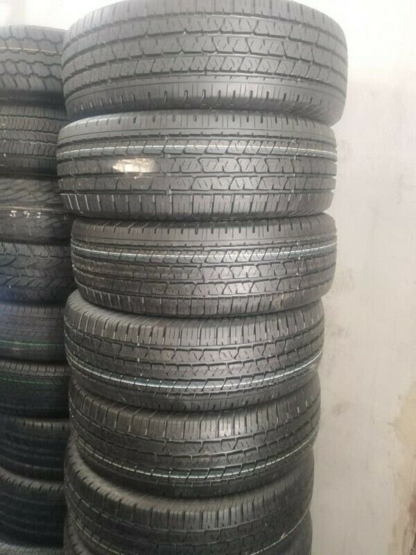 255/70/16 Continental cross contact brand new set for R5700.