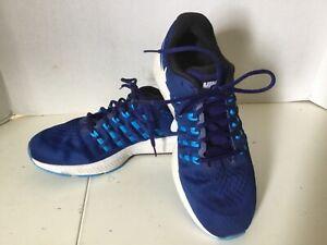 Nike Blue Turquoise Run Easy Running