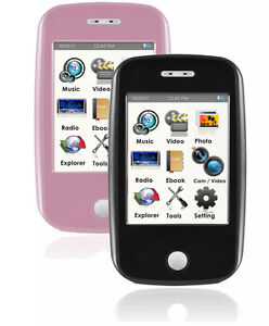 Ematic-E6-3-Inch-Touch-Screen-Color-4GB-MP3-Video-Player-5-Mega-Pixel-Camera