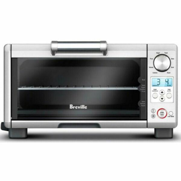 Breville Bov450xl Mini Smart Oven Toaster Oven110 Volts For Sale Online Ebay