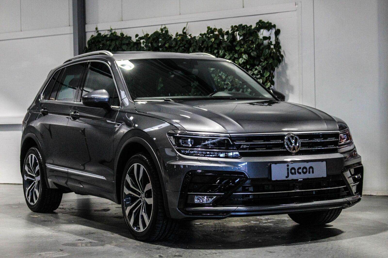 VW Tiguan 2,0 TSi 220 R-line DSG 4M 5d - 3.999 kr.