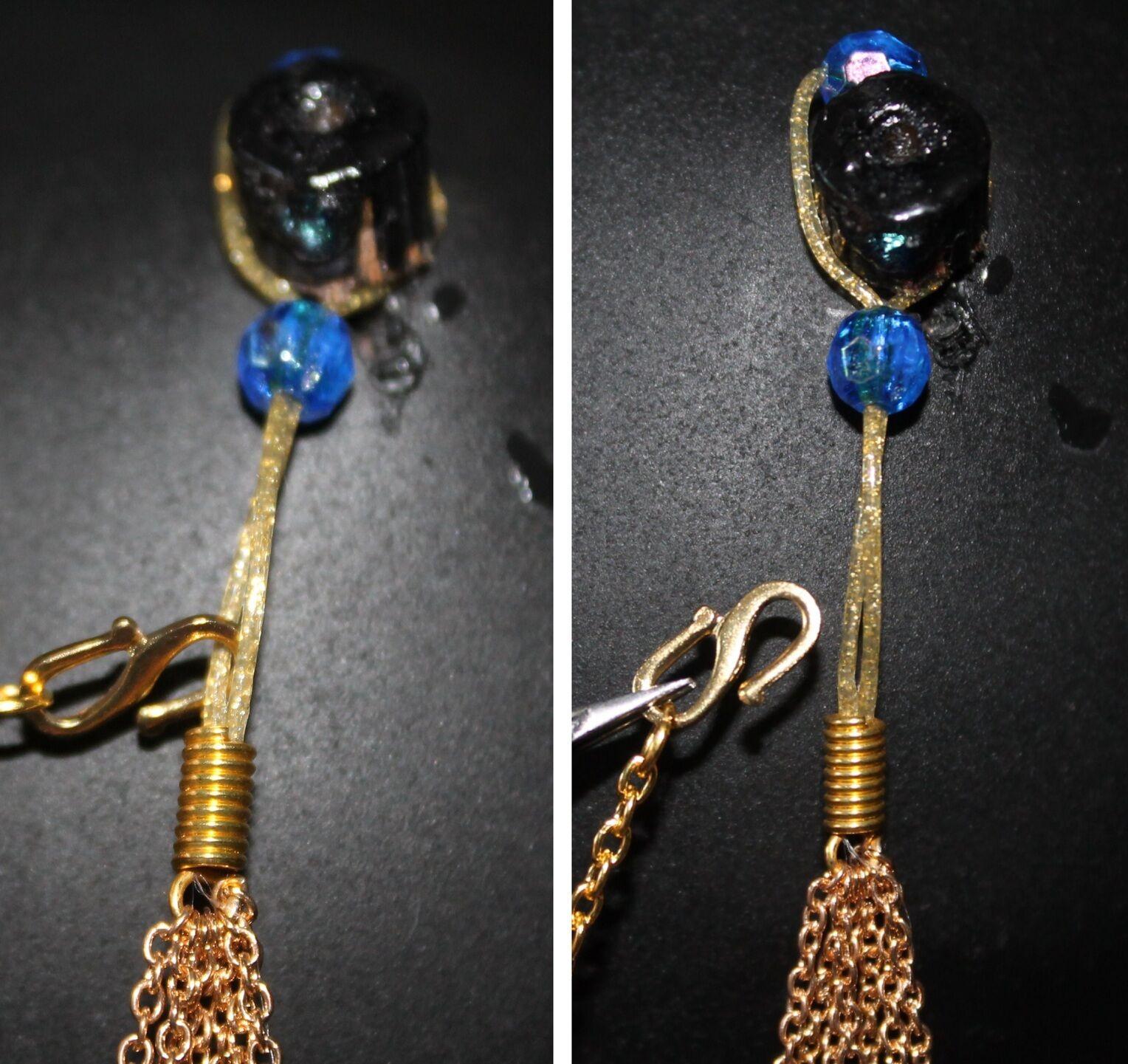Nippleicious Non Piercing mamelon bijoux Nipple Cordes Collier pour mamelons mamelons pour B + S 94cd0e