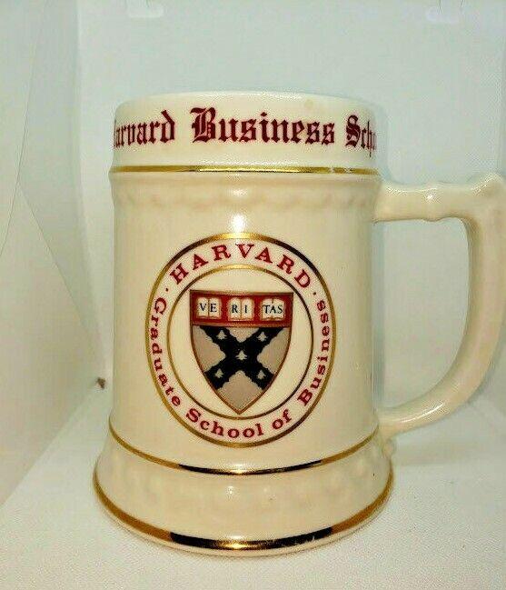 Harvard Business School Graduate of Business Stein/Mug EUC 4
