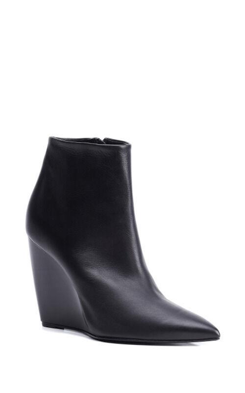 Pierre Hardy tacón de cuña botas tobillo tamaño 36 us 6