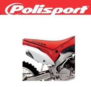 Polisport-White-Restyle-Side-Number-Plates-Panels-For-Honda-CR-125-250-R-02-07