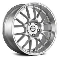 5x1001143 18 Inch Wheel Rim Strada Crank H28 18x85 30mm Silver Polished Fits Camry