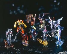 ~ New ~ Final Fantasy Creatures ~ Volume 1 ~ Complete Color Set ~