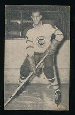 1952-53 St Lawrence Sales (QSHL) #38 DANNY NIXON (Quebec)