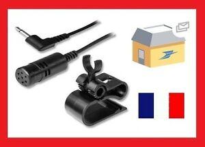 Micro-pour-Blaupunkt-Bluetooth-Autoradio-toronto-410-BT-420-BT-440-BT-2-5mm