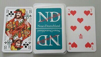 Altenburger Carte Da Gioco Nd Nuovo Germania Giornale Gioco Di Carte Skat 32 B.-mostra Il Titolo Originale Curare La Tosse E Facilitare L'Espettorazione E Alleviare La Raucedine