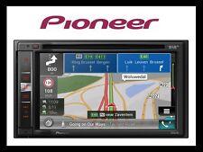 PIONEER AVIC-F980DAB NEW, FREE DAB AERIAL, CARPLAY, BT, SD LATEST MAP GUARANTEE