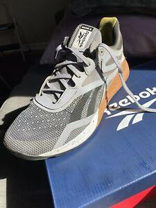 Reebok-Nano-X-sz-11-5-Crosstraining-Crossfit-Shoes