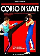 Umberto Manoni CORSO DI SAVATE