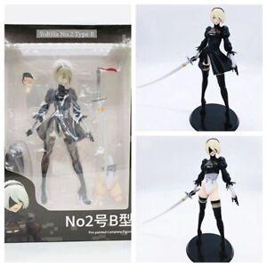 NieR-Automata-YoRHa-No-2-Type-B-Sexy-Girls-PVC-Action-Figure-Model-Toys-Doll